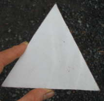 how to make orgone pyramid mold